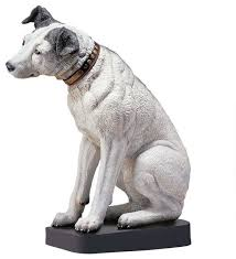 english home garden dog statue sculpture traditional