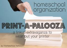 free home school free homeschool organizational printables ihomeschool network