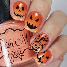 10 seriously spooky halloween nail art ideas foto 1