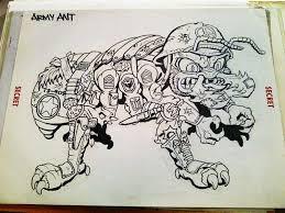 mega mutants u201d teenage mutant ninja turtles u201carmy ant