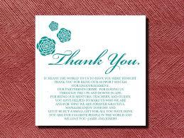 wedding gift thank you wording common wedding thank you card wording wedding thank you cards