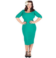medusa dress emerald green retro fashion