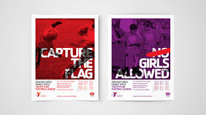 Bay Area Flag Football League Ymca U2014 Chris Clark Design