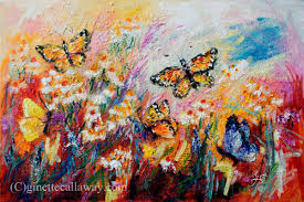oil paintings the art of ginette callaway