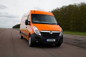 vauxhall volkswagen vauxhall movano review auto express