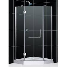 100 hinged glass shower door best 25 neo angle shower ideas