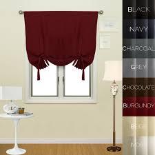 Tie Up Window Curtains Tie Up Prestige Home Fashion