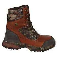 bushnell s x lander boots bushnell s xlander waterproof boot mossy oak camo