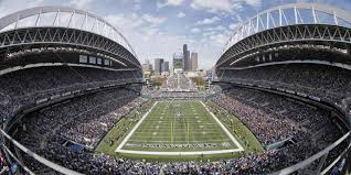 Centurylink Field Map Century Link Home Of The Seattle Seahawks Seattle Seahawks 12th
