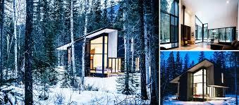 airbnb of the week modern cabin retreat in british columbia
