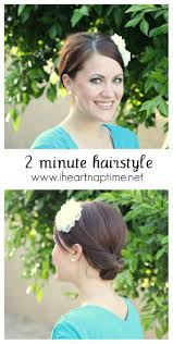 super cute and easy hairstyle i heart nap time