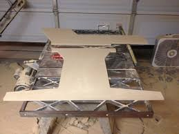 Building A Studio Desk by Recording Studio Central U2022 View Topic My Diy Studio Desk Build