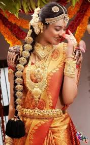 hair accessories for indian brides modern south indian wedding hairstyle braid with jewellery