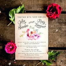 vintage wedding invites idea vintage floral wedding invitations or floral wedding