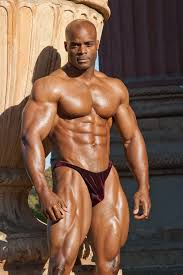 morris mendez natural bodybuilder photo by richard goodman 5