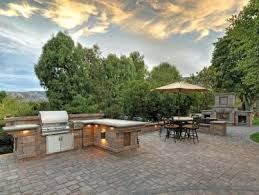 Backyard Paver Ideas Desert Greenscapes Water Wise Grass And Landscaping Patio Pavers