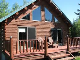 Chalet Style by Chalet Style Log Cabin Twin Mountain White Mountains New