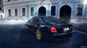 roll royce phantom 2017 wallpaper 2015 spofec black one based on rolls royce ghost series ii rear