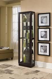 Contemporary Curio Cabinets Curio Cabinet 51 Frightening Modern Curio Cabinet Photos Concept
