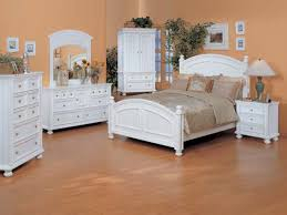 cape cod panel bed pure white country style king size vintage oak