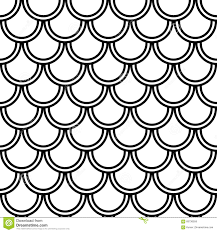 japanese pattern black and white japanese wave seamless pattern stock vector illustration of
