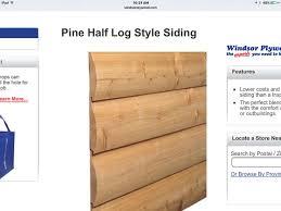 Log Siding For Interior Walls 12 Best Log Siding Images On Pinterest Log Cabins Log Siding