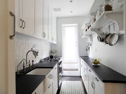 Galley Kitchen Layouts 47 Best Galley Kitchen Designs Decoholic Regarding Small Galley