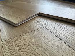 14mm Laminate Flooring Brushed U0026 Uv Lacquered Oak Life Flooring Bestatflooring