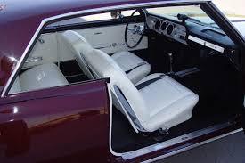 Chevelle Interior Kit All Interior Codes