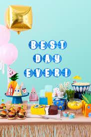 spongebob birthday party nickelodeon parents