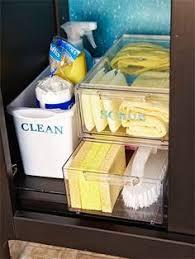 Bathroom Cabinet Organizer Under Sink by Under Bathroom Sink Organization Why Didn U0027t I Think Of This