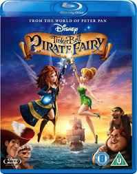 tinker bell pirate fairy uk blu ray