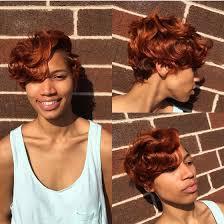 black hair swoop bang 60 bob haircuts for black women