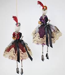 venetian dangle skeleton ornaments katherine s collection