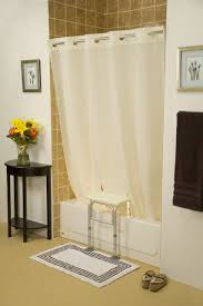 occupational therapy adapted shower for use with tub
