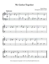 children of the heavenly free printable hymn arrangements