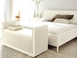 end of bed storage bench with cheetah pattern bed end storage