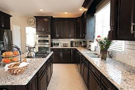 black stain on kitchen cabinets which types of wood look best with espresso stain