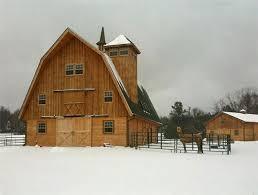 Gambrel Style House The Ayrshire Gambrel Style Horse Barn Barn Pros