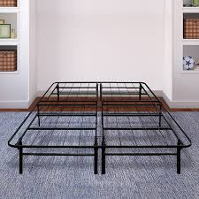 amazon com best price mattress 14 inch premium steel bed frame