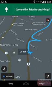 Google Maps Panama Google Maps Navigation Goes Live In Panama