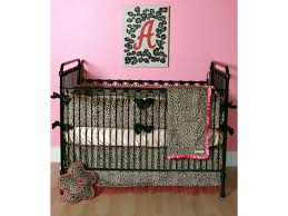 Leopard Crib Bedding Animal Print Baby Bedding Cheetah For Boys Wellsuited