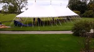 building a tent platform how to build a traditional canvas tent will u0027s marquees youtube