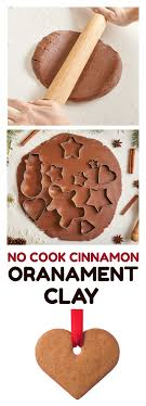 no cook cinnamon ornaments growing a jeweled