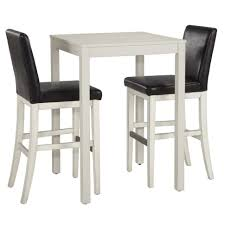 High Bistro Table Chair Gathering Height Table And Chairs High Table And Chairs
