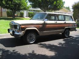 jeep pickup 90s 1963 1991 jeep wagoneer grand wagoneer the first lu hemmings