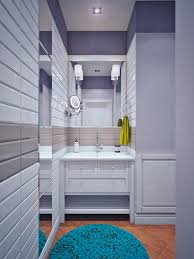 blue and yellow bathroom ideas solid materials and colors for tips in how to decorate a