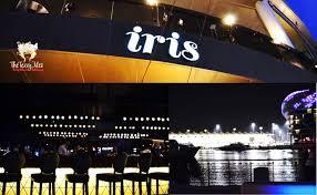 an evening at iris yas island abu dhabi u2013 the tezzy files