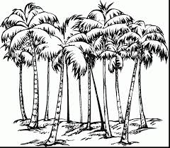unbelievable big and small coloring pages with tree coloring pages