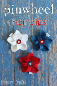 fourth of july hair bows 4th of july hair bows and a giveaway cutesy crafts